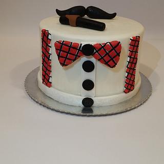 Cake for gentlmen