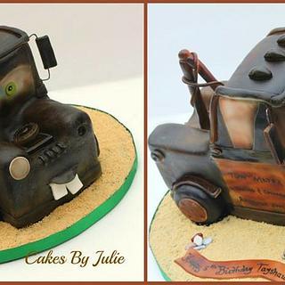 Tow Mater Cake.