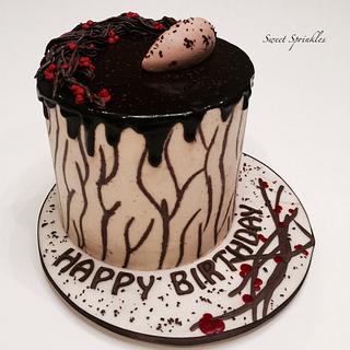 Buttercream Fantasy - Cake by Deepa Pathmanathan