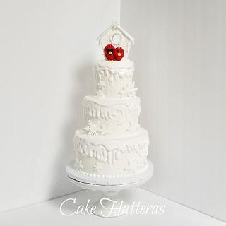 Cake Hatteras Christmas