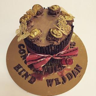 my littel cake