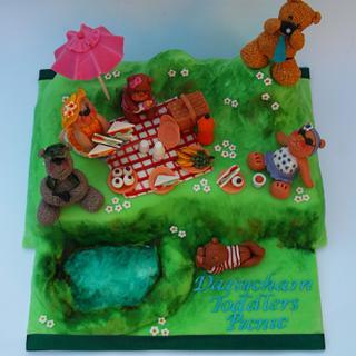 Teddybear's Picnic
