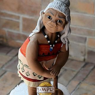 Moana 's Granny
