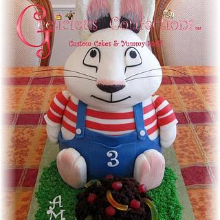 Max and his Worm Cake (Max & Ruby)