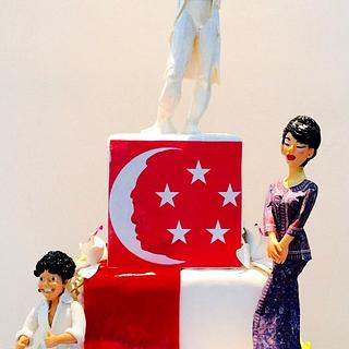 SG50 Leading Icons of Singapore