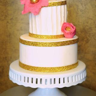 My Birthday Cake - Cake by Kara's Custom Design Cakes
