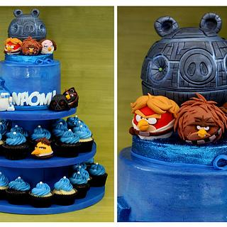 Star Wars Angry Birds!