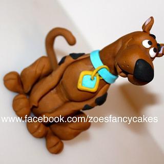 Scooby Doo! - Cake by Zoe's Fancy Cakes