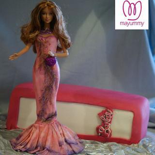 Barbie cake - Cake by Mayummy