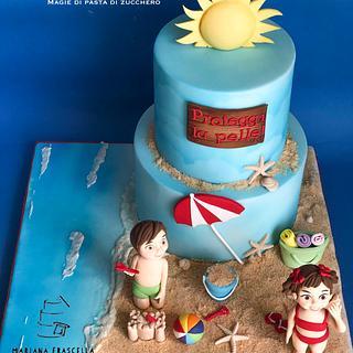Lilt - Cake by Mariana Frascella