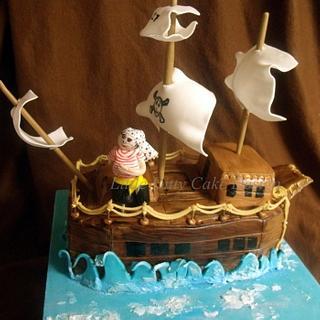 Land Ahoy !