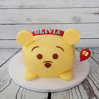 Disney Pooh TsumTsum