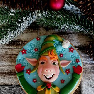 Elf cookie