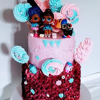 LOL - Cake by alenascakes