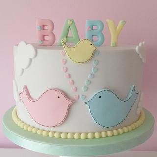 Birdie Baby Shower