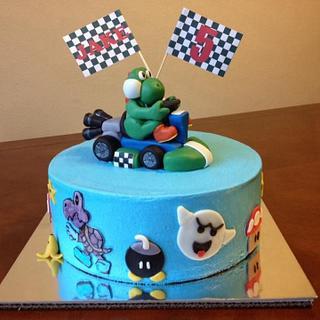 Mario Kart - Cake by Daniele Altimus