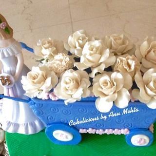 My daughter's birthday cake!