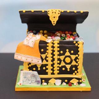 Birthday Cake كيكة حول حول