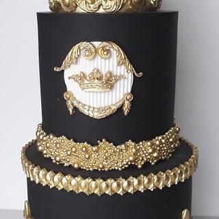 Torta Barroca