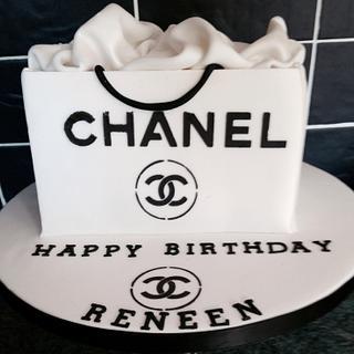 Designer Chanel Shopper