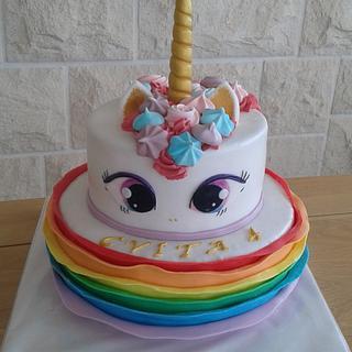 Rainbow Unicorn 🤗