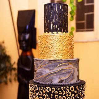 The Back Beauty - Cake by Joyeeta lahiri
