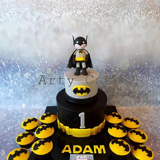 Batman by Arty cakes