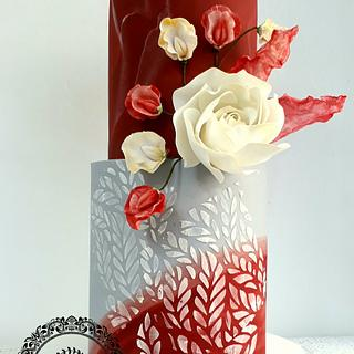 Birthday cake - Cake by Silvia Caballero