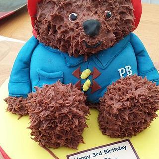 Paddington - Cake by Daizys Cakes