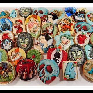 Snow White Cookies