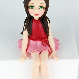 Lili - inspired by BJD Dolls
