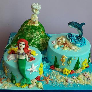 Sea cake - Cake by Mariya Gechekova