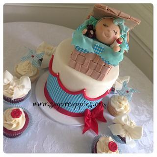 Baby-Q cake - Cake by Oribel