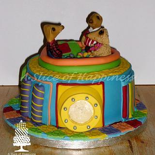 Meerkat party