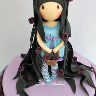 GORJUSS FOR ASIA!! - Cake by Lara Costantini
