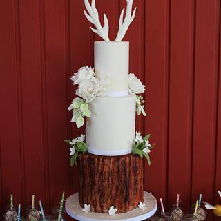 Scottish Woodland Wedding