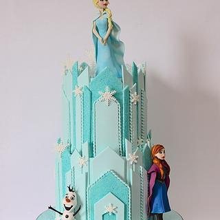 Frozen - Cake by Delice