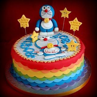 Birthday with Doraemon