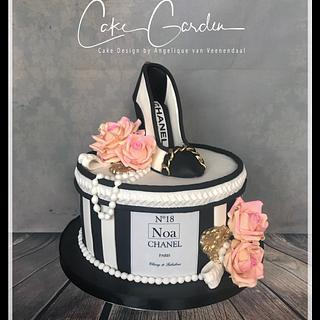 High Heel Cake - Cake by Cake Garden