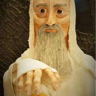 Saruman the White Wizard