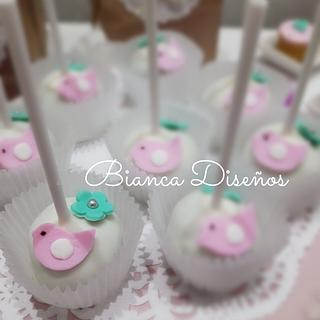 Cakepops - Cake by Cintia Romero