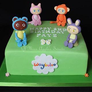 Waybuloo Cake - Cake by Karen Dourado