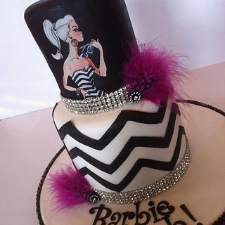 Barbie B*tch! - Cake by Kendra