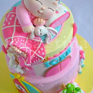 Dream Princess Cake