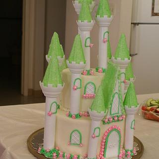 Princess Cake - Cake by CakeEnvy