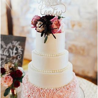 Simply Beautiful - Cake by Kakes Xcetera