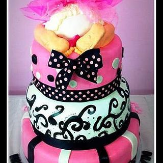 Tutu Cute! - Cake by Bethanny Jo