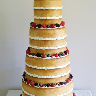 Looks Just Like Cake (V.2) - Cake International 2014 - Cake by Laura Loukaides