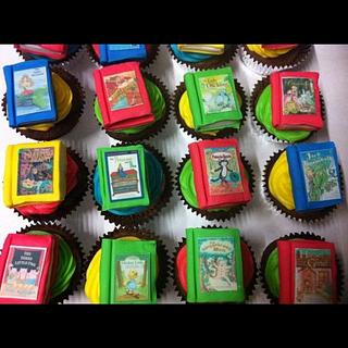 fairy tale stories cupcakes