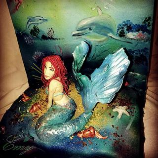Mermaid cake / Under the sea